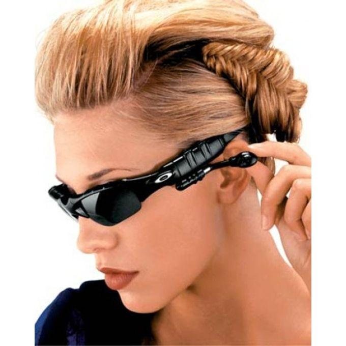 Musical Sunglass and Mp3 Player - Black
