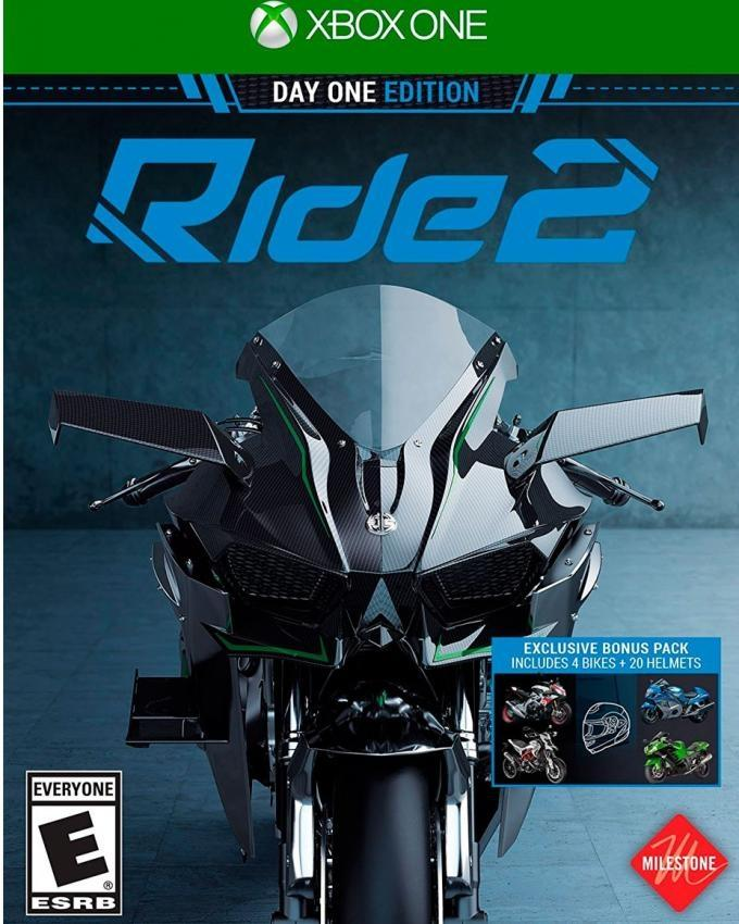 Ride 2 Gaming CD For  Xbox One