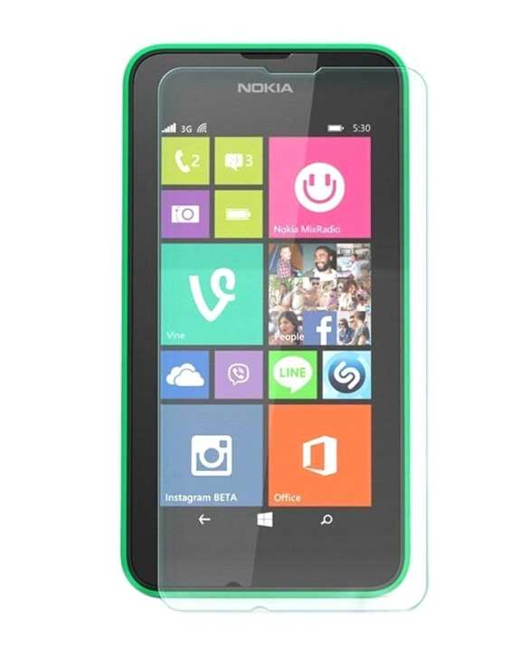 Screen Protector for Lumia 630 - Transparent