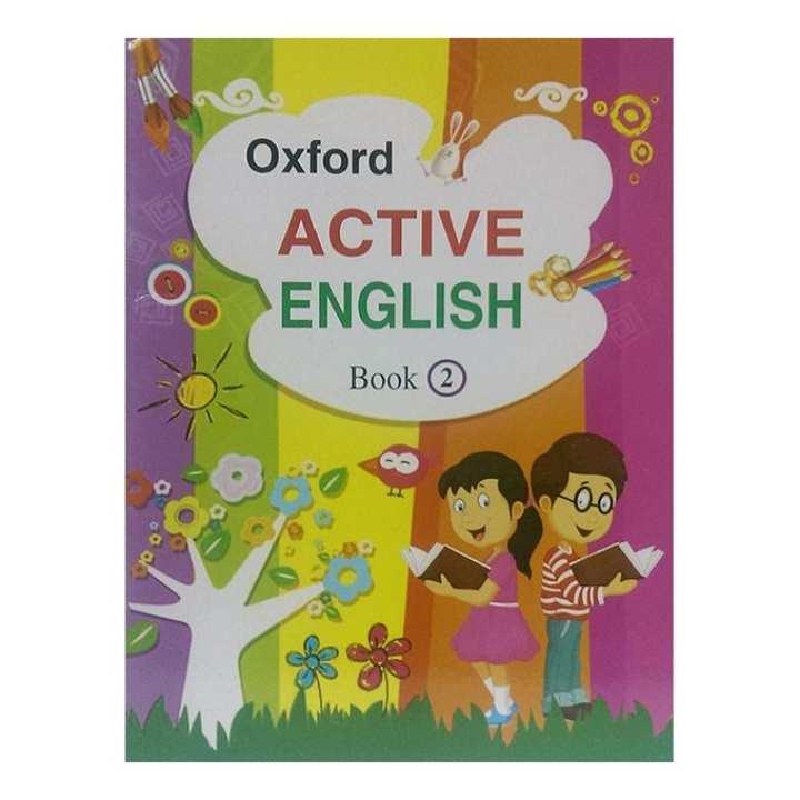 Oxford Active English Book - 2