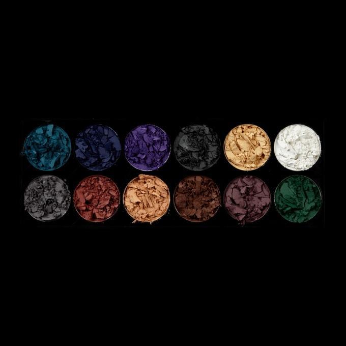 MakeUp i-Divine Eyeshadow Palette - Ultra Matte v2