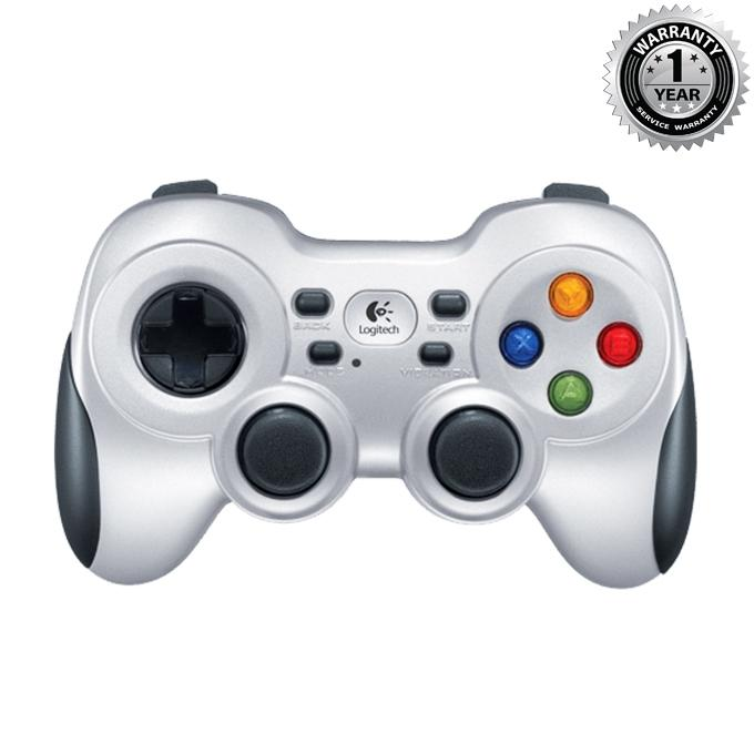 F710 Wireless Gamepad - Silver