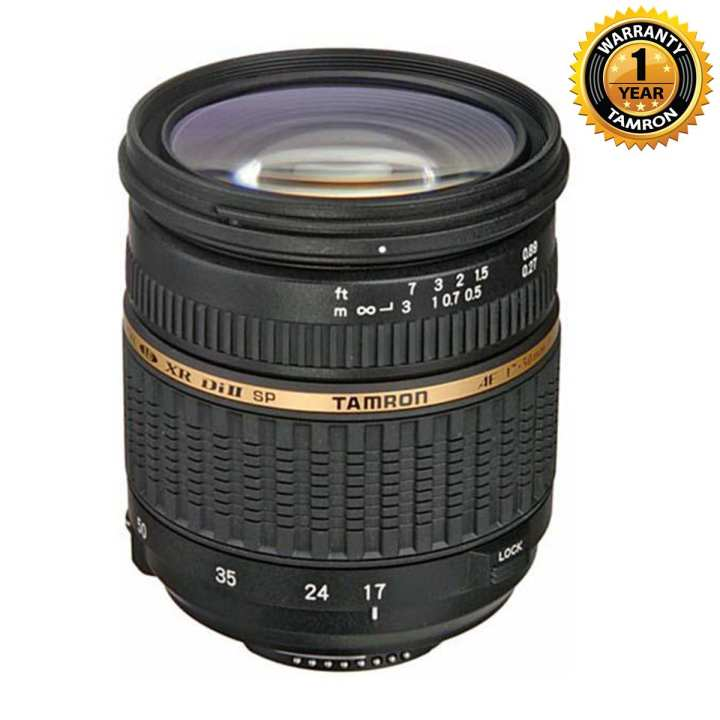 Tamron SP 17-50mm f/2.8 Di II LD Aspherical [IF] Lens for Canon