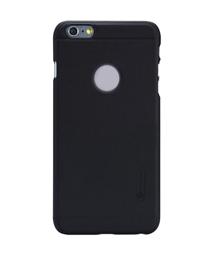 Super Frosted Shield Back Case for iPhone 6 - Black