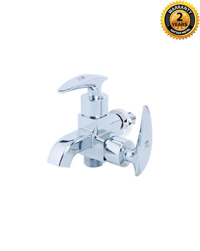 Two-In-One (Super) Water Tap - Silver