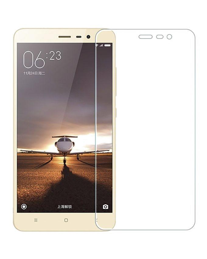 Tempered Glass Screen Protector for Redmi 3 Pro - Transparent