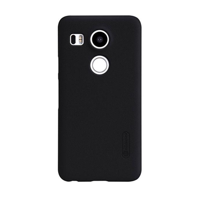 Super Frosted Shield Back Case For LG Nexus 5x - Black