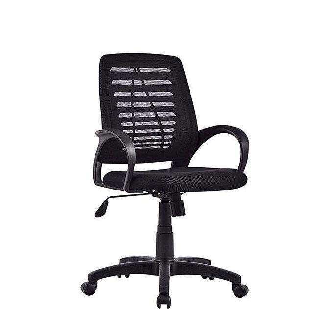 SF-71-A TP Swivel Chair - Black