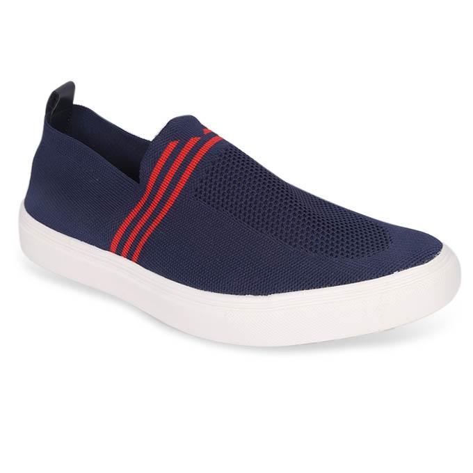 Sky High Blue Mesh Sneaker for Men: Buy