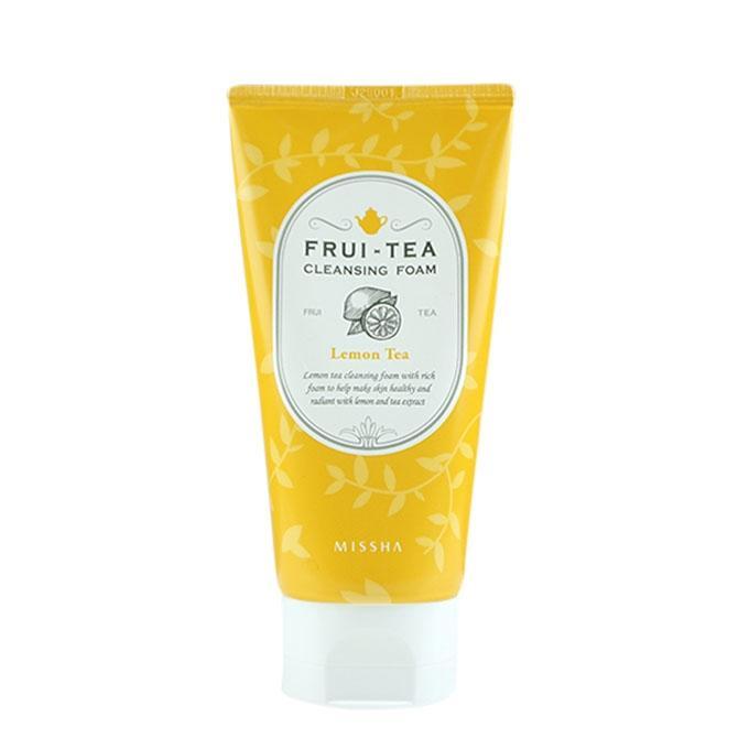 Frui-Tea Cleansing Foam (Lemon Tea)