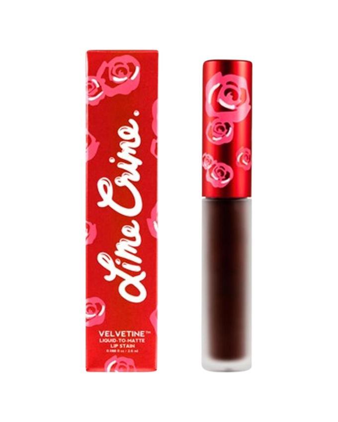 Velventines Matte Liquid Lipstick - Salem