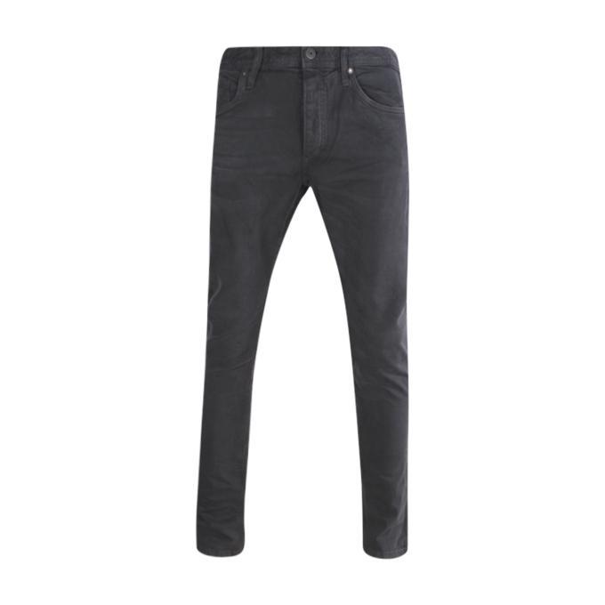 Dark Gray Denim Jeans Pant For Men