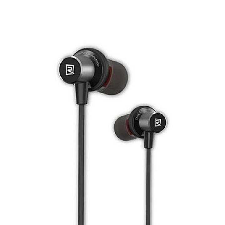RB-S7 Sports Bluetooth Wireless Earphone - Black