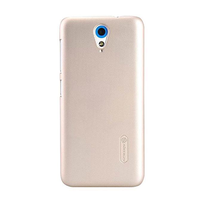 HTC Desire 620 Super Frosted Shield Back Case - Golden