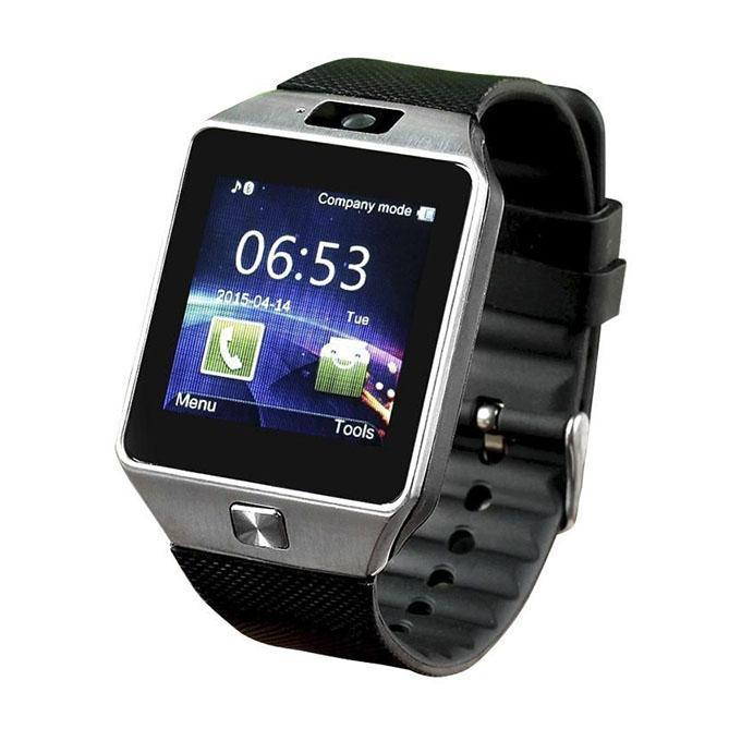 G7 Single SIM Smart Watch - Black