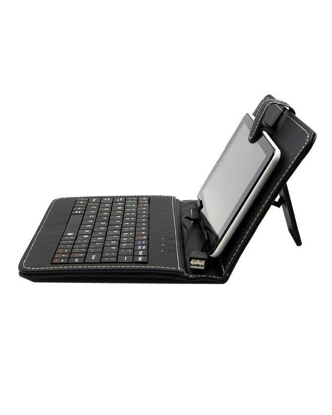 """7"""" Keyboard Cover – Black"""