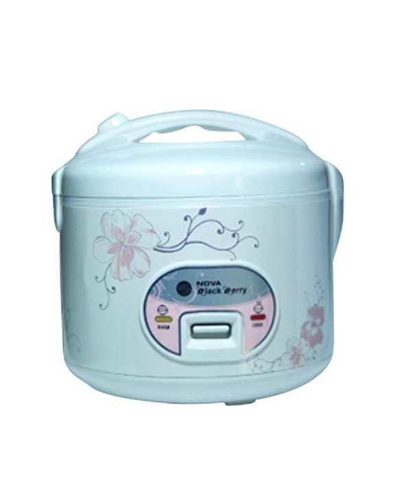 Fast Cooking Rice Cooker - 1.8L - White