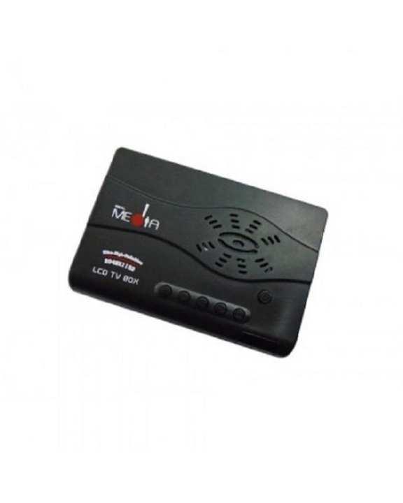Real Media TV Card - Black