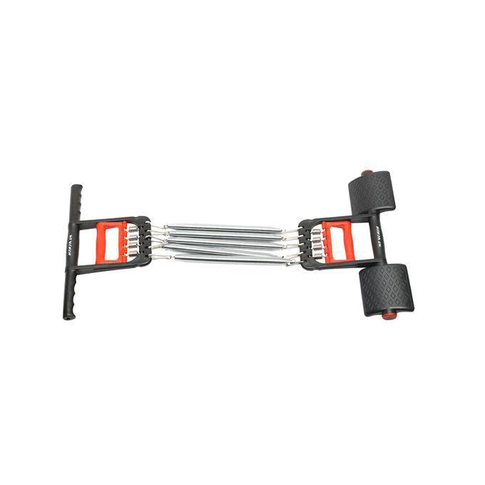 N6316 Pull Exerciser (3 in 1) - Black and Orange