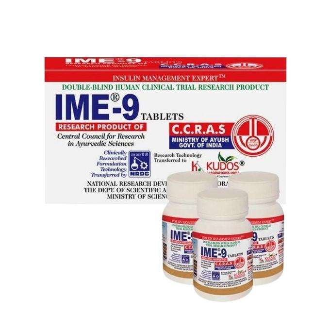 IME-9 Tablets With Moringa Plus (For Diabetes)