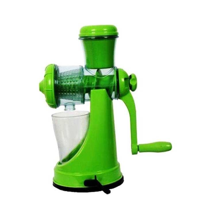 Fruits & Vegetables Juicer - Green