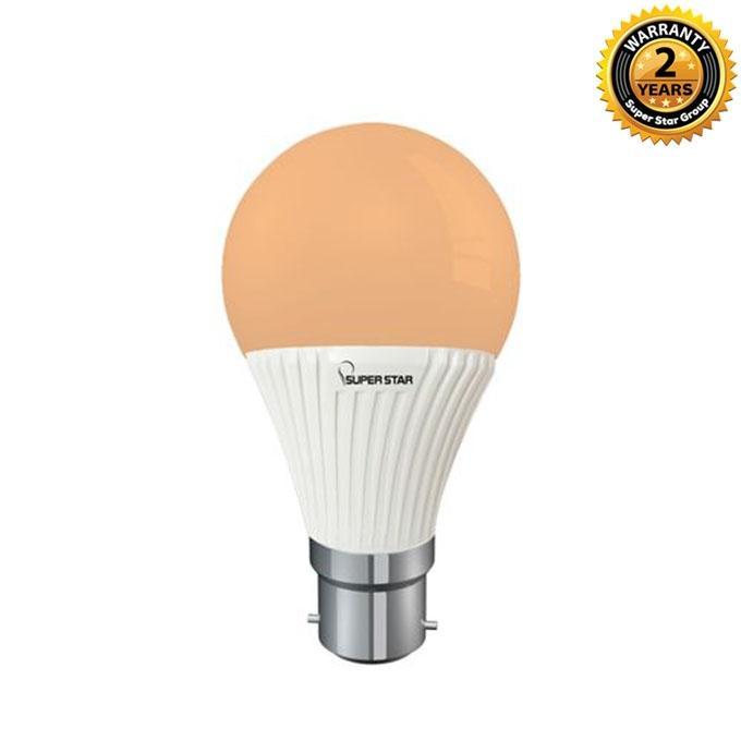 07W E-27 LED LUX Bulb - Warm