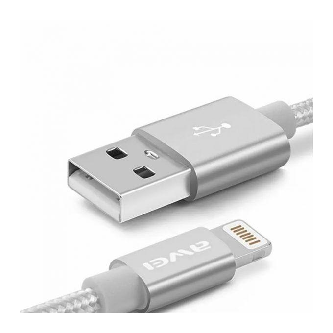 CL-988 Data Cable for iPhone 30mm - Gray