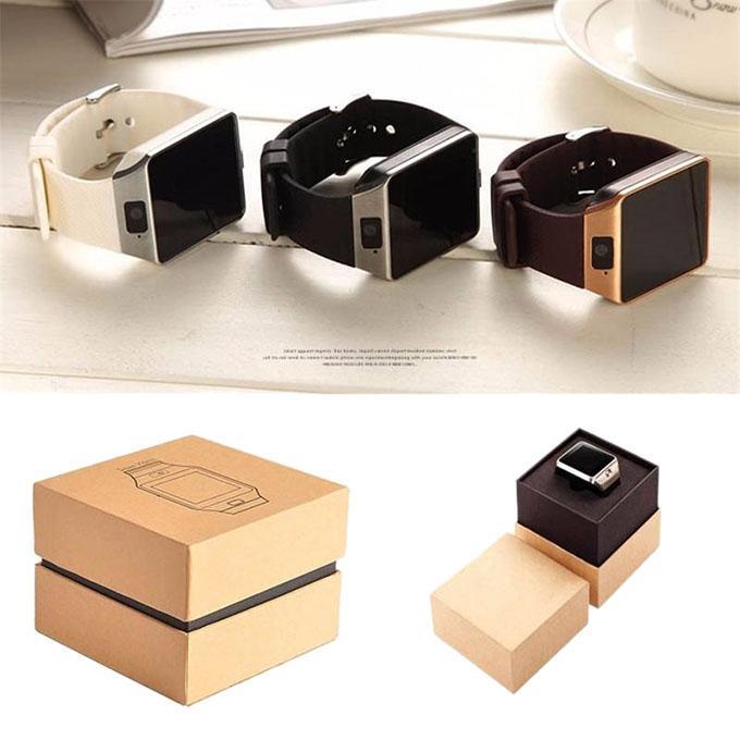 GF4 Single SIM Smartwatch - Black