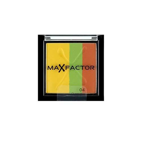 Max Effect Trio Eye Shadow 04 Queen Bee - 5g
