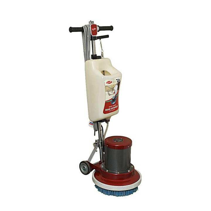 Floor Cleaning Machine - Red