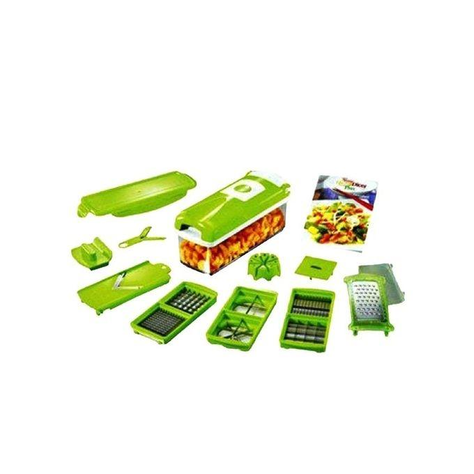 Nicer Dicer Food Slicer - Green