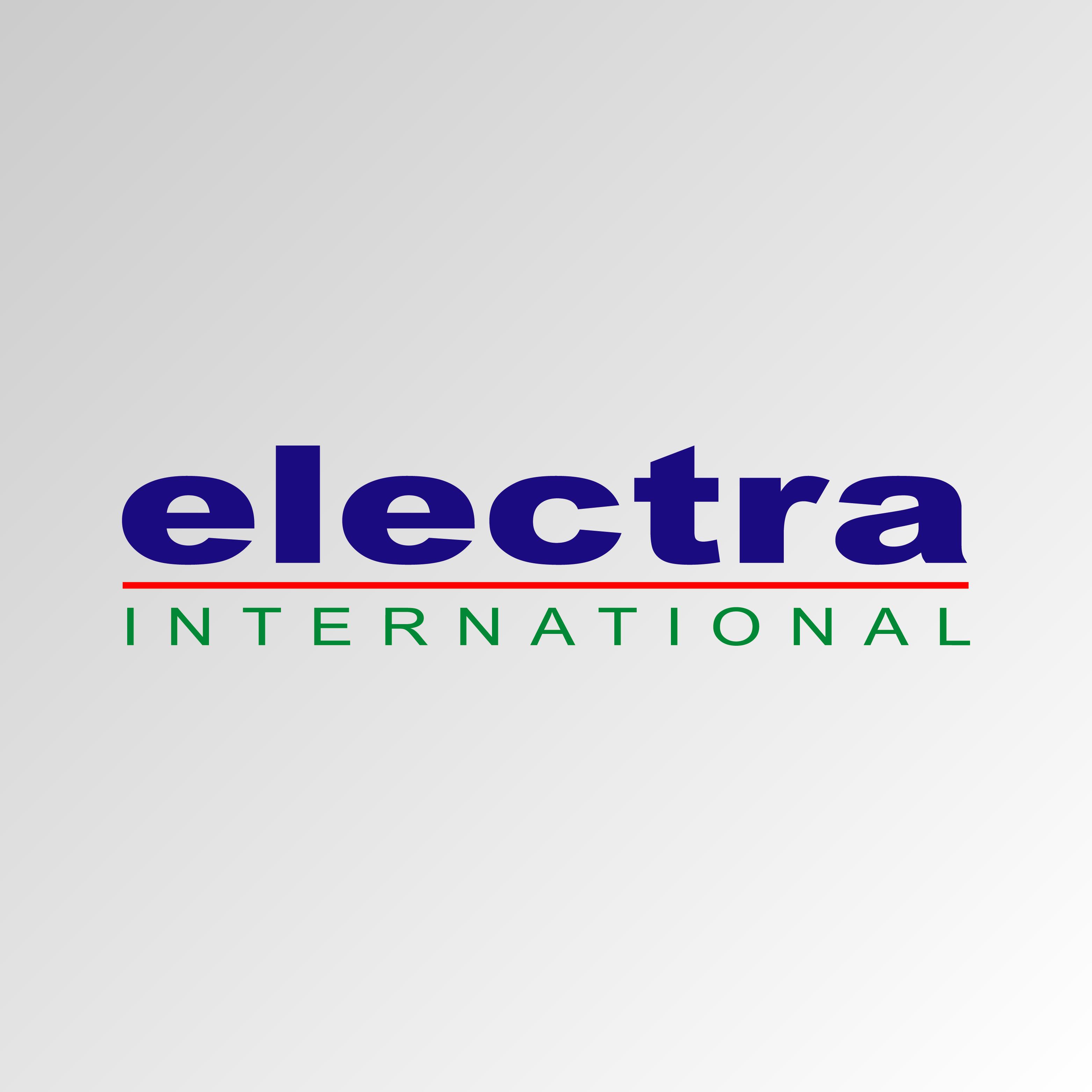 Electra International.