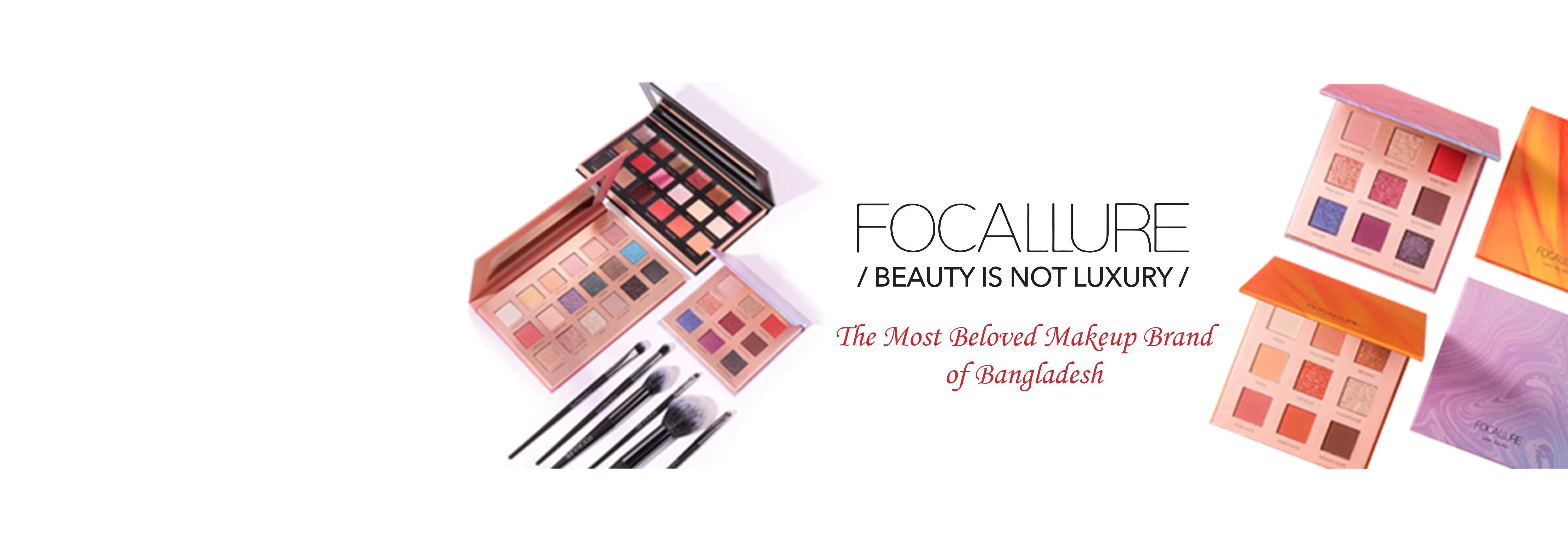 Focallure Bangladesh. Liquid Lipsticks. Eye Shadow