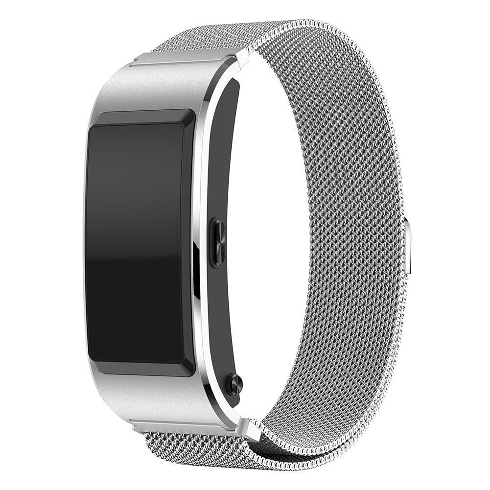 dec5462173b7a Milanese Magnetic Loop Stainless Steel Watch Band Wrist Strap for Huawei B5