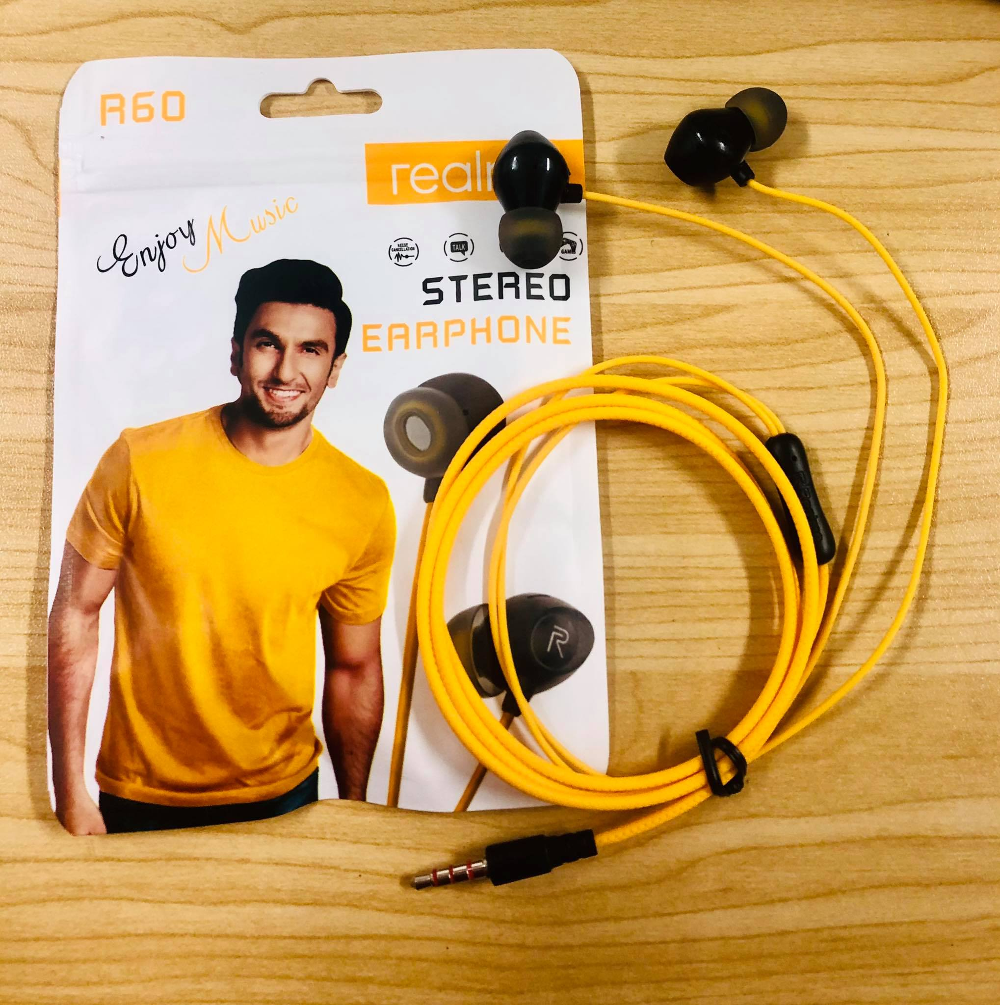 REALME R600 Wired Mobile Realme R60 Earphone: Buy Online at Best Prices in  Bangladesh | Daraz.com.bd