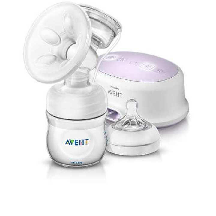 Philips Avent Electric Breast Pump For Baby Feeding  UK)