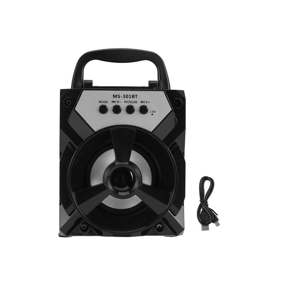 Computer Speakers In Bangladesh At Best Price Outdoor Audio Wiring For Ms 301bt Portable Bluetooth Speaker Multimedia Mobile Loudspeaker