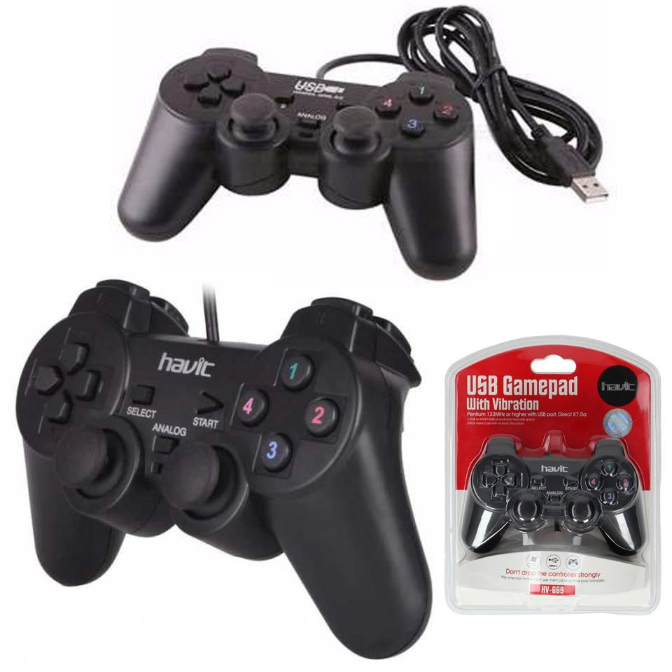 Havit hv-g69 gamepad driver download