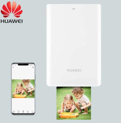 Huawei Zink Portable Bluetooth Link Speed Mobile Phone DIY Printer