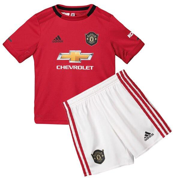 quality design 9d1cd 2f085 2019/20 Manchester United Home Kids Jersey (Thai Quality)