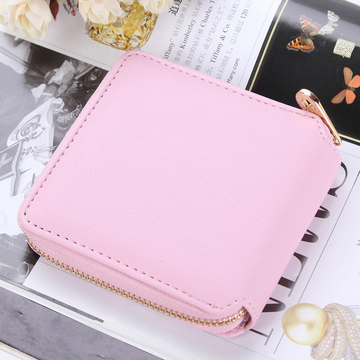 Women Lady Crown Purse Leather Short Wallet Clutch Card Holder Handbag Coin  Bag Pink  Buy Online at Best Prices in Bangladesh  8b340b5d40fee