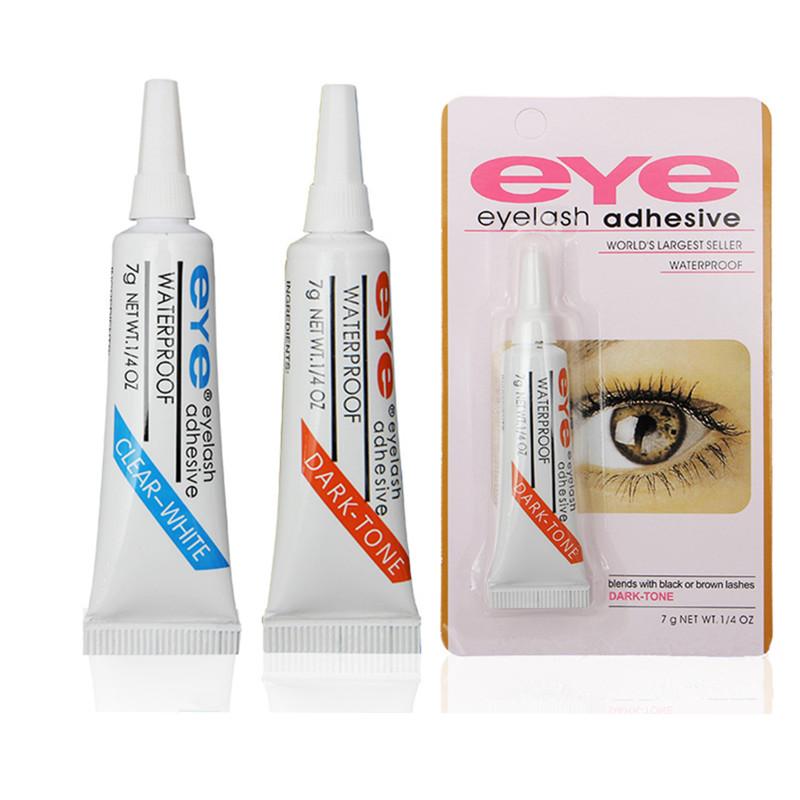 Waterproof False Eyelashes Makeup