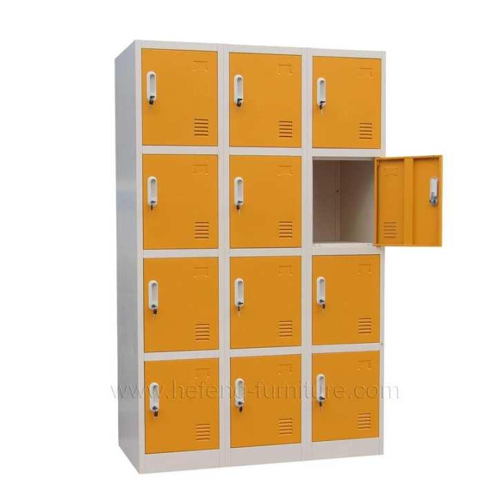 15 Door Sports Lockers
