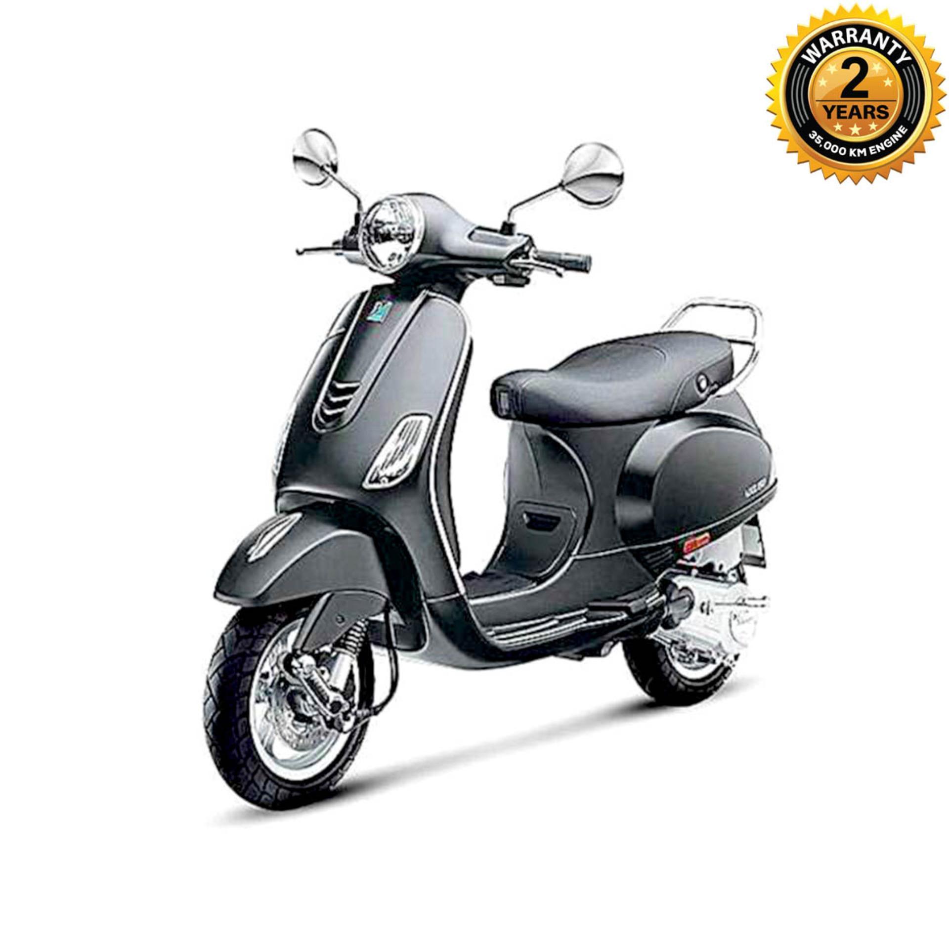 VXL150 150cc Scooter - Matte Black