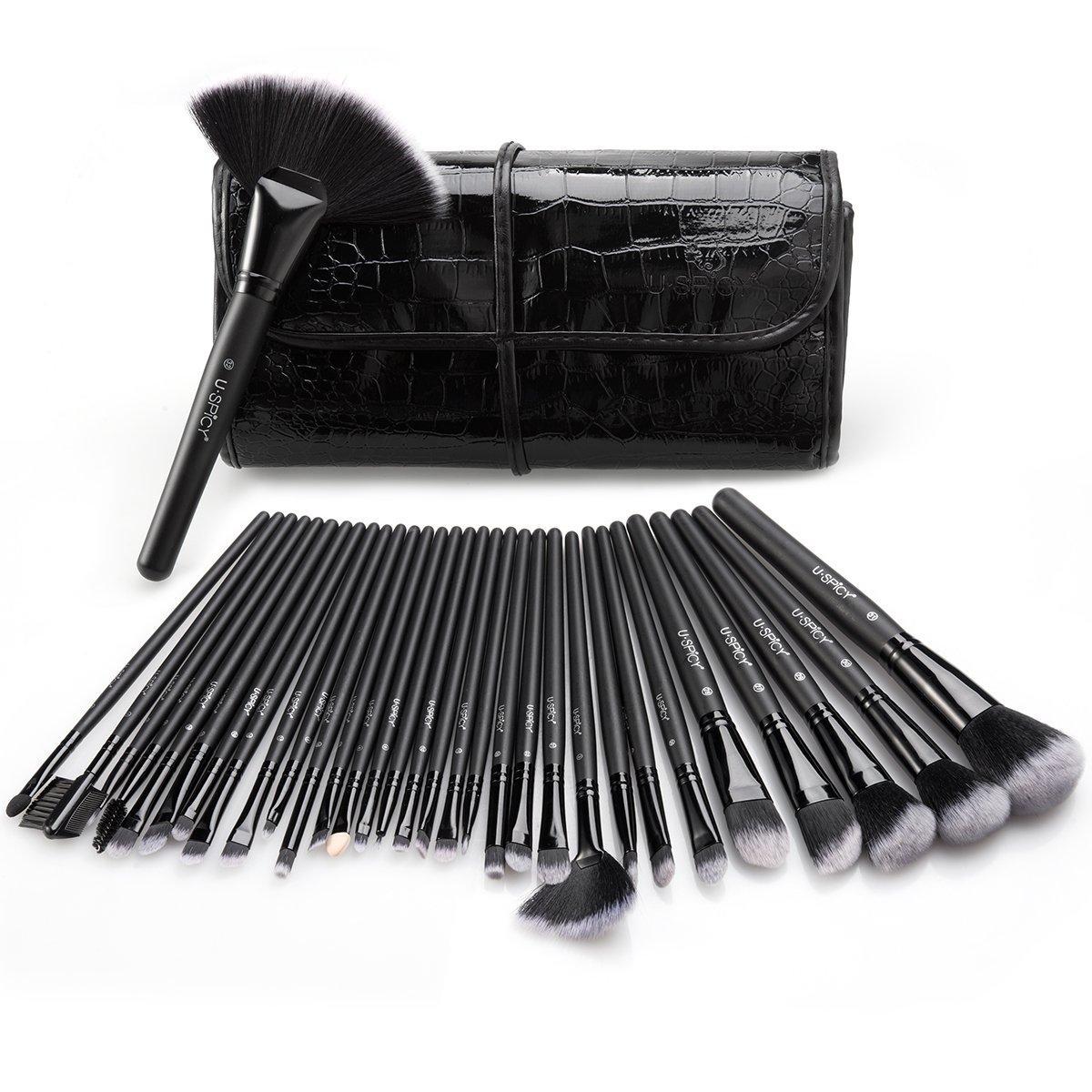 Naked3 Professional Makeup Brush Set - 32 Pcs