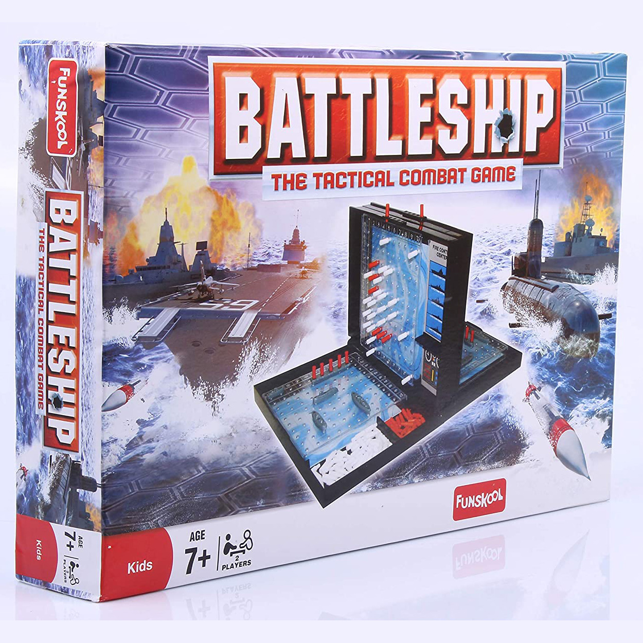 Funskool Battleship Board Game Multiplayer Indoor Game Buy Online At Best Prices In Bangladesh Daraz Com Bd
