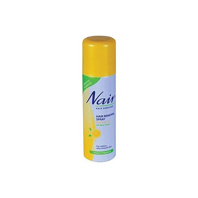 Nair Hair Removal Spray 200 Ml Buy Online At Best Prices In