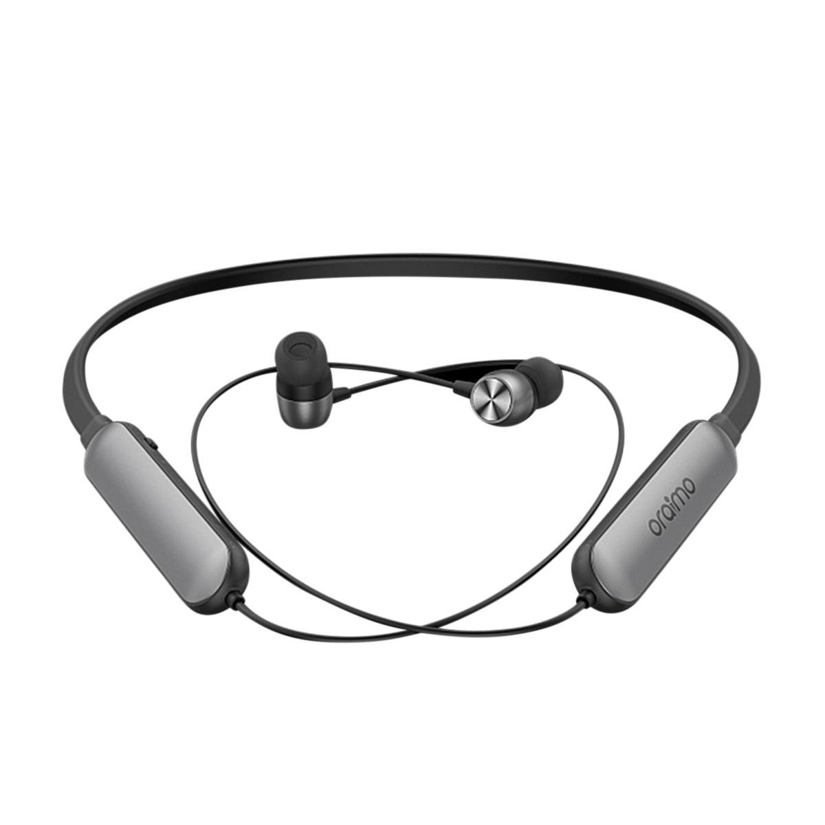 31d357ea747 Oraimo Necklace OEB-E54D Wireless Bluetooth In-Ear Headphones - Black