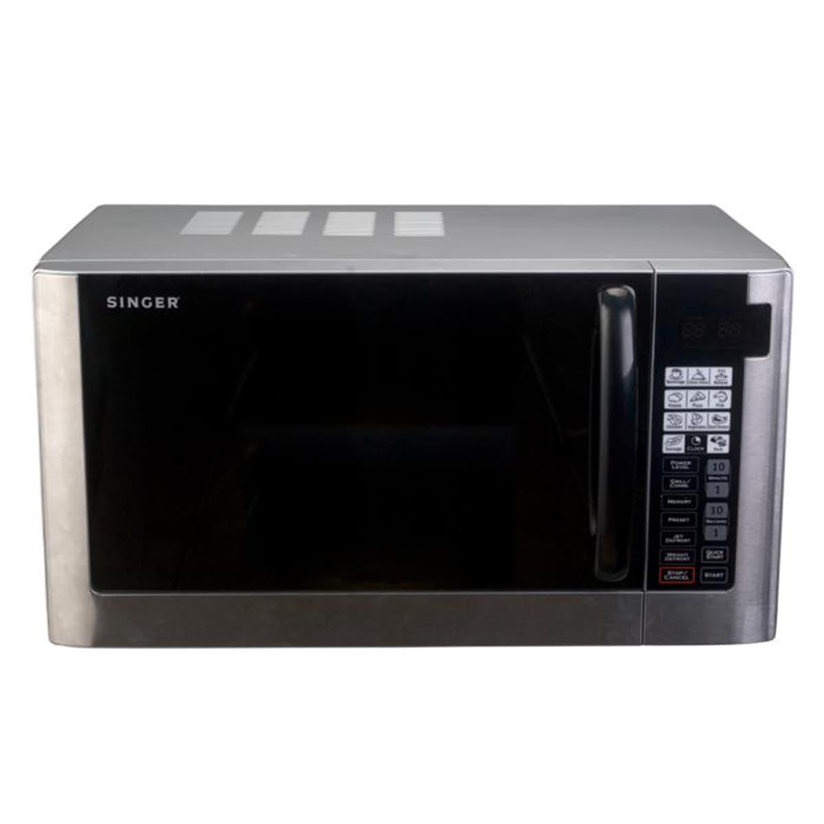 Singer Smwg30g6 Microwave Oven Combi Grill 30l