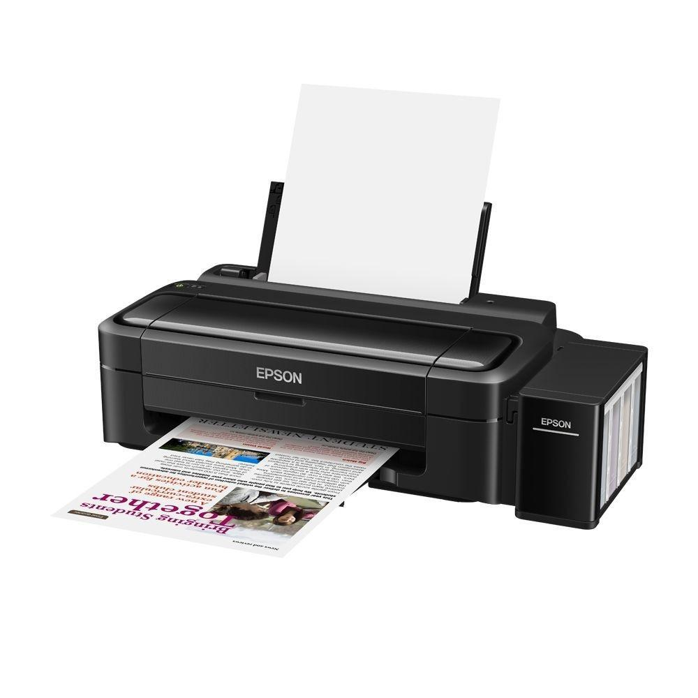 badge Epson L130 Ink Tank System Printer
